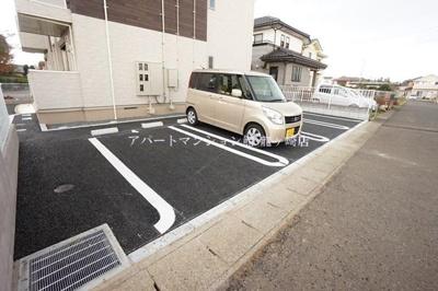 【駐車場】わかばパーク