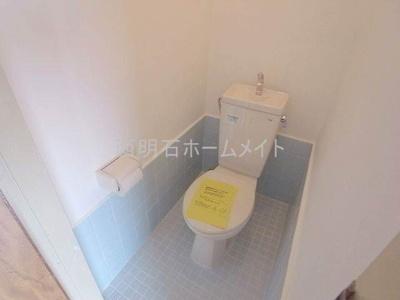 【トイレ】道本グリーンハウス
