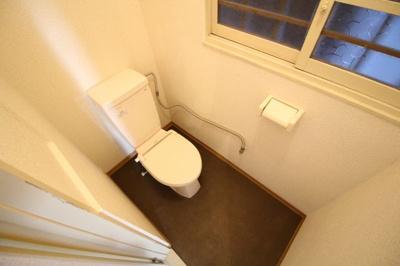 【トイレ】山手6丁目貸家