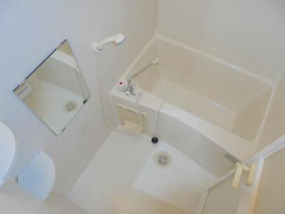 【浴室】バンブーコートⅡ番館