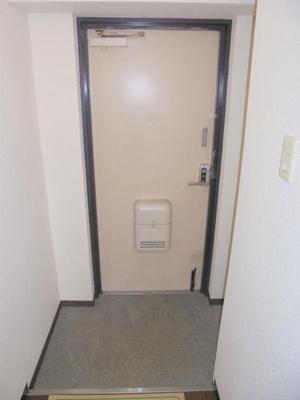 【玄関】ツインカーサ