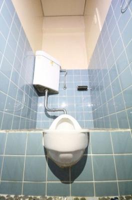 【トイレ】コーポラス城南