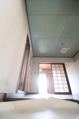 【玄関】コーポラス城南