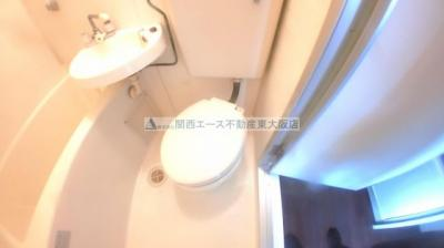 【トイレ】高井田ビル