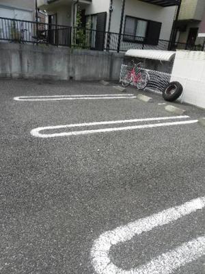【駐車場】カーサ・ジラソーレⅢ