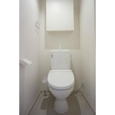 リブリ・西千葉のトイレ