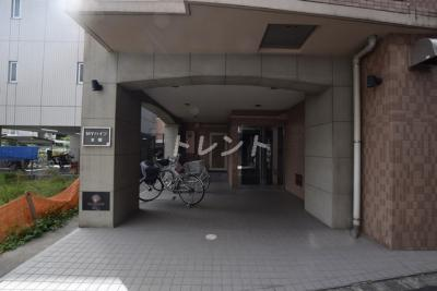 【エントランス】マイハイツ本郷【MYハイツ本郷】