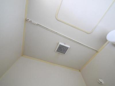 浴室の換気扇