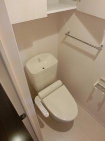 【トイレ】エクセレントヒルⅡ棟