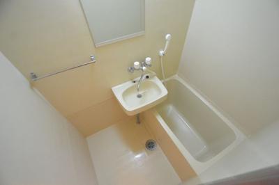 【浴室】ロイヤルイン六甲