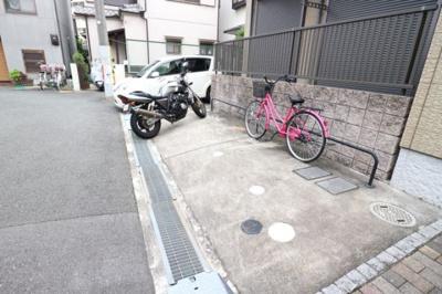 【その他共用部分】シャーメゾン茨木