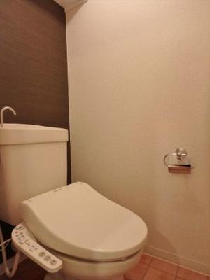 【トイレ】ペルレ上野毛