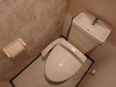 【トイレ】淡路ハイツ