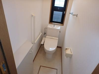 【トイレ】甲子園二番町戸建