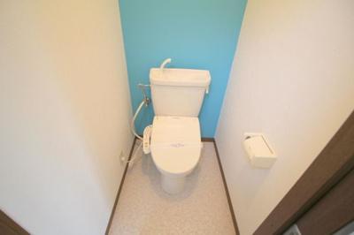 【トイレ】マンションアマティ