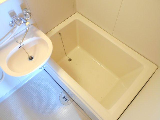 【浴室】コンフォルト・ヒロ