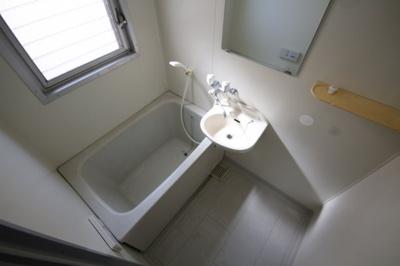 【浴室】ドミール上野