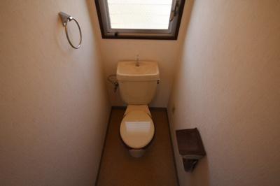 【トイレ】ドミール上野