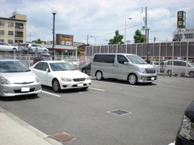 【駐車場】COZYCOURT喜連