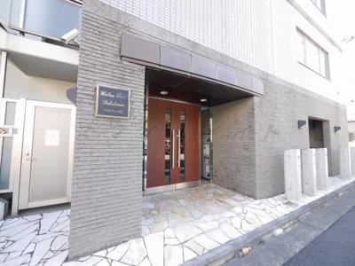 【エントランス】アーバンフォート横浜