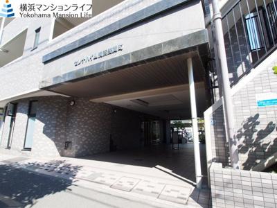 【エントランス】セレナハイム横浜浅間町
