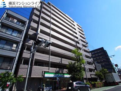 【外観】セレナハイム横浜浅間町