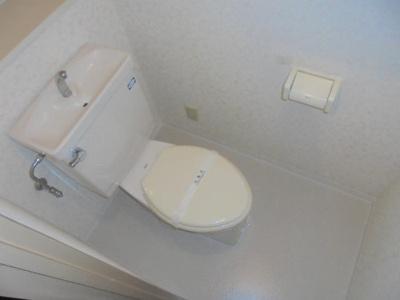 【トイレ】メゾン・アドラブール