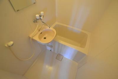 【浴室】ハイツオオクラ大石