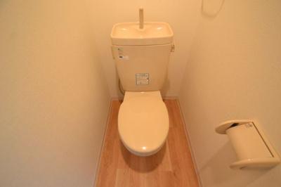 【トイレ】ハイツオオクラ大石