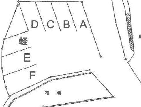 田浦大作町駐車場 横須賀市田浦大作町