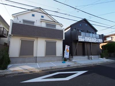 【外観】保土ヶ谷区狩場町全6棟 新築戸建て