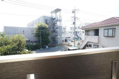 【展望】テラスハウス