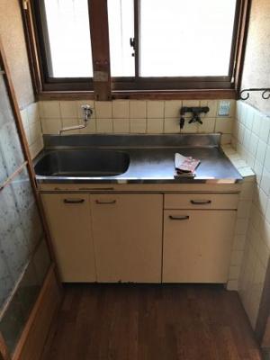 【キッチン】芝貸家