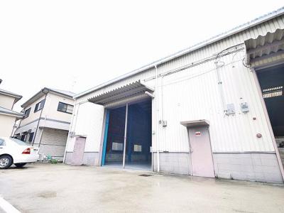 【外観】池沢町倉庫Ⅰ