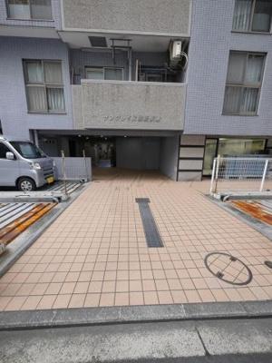【エントランス】サングレイス横浜駅東