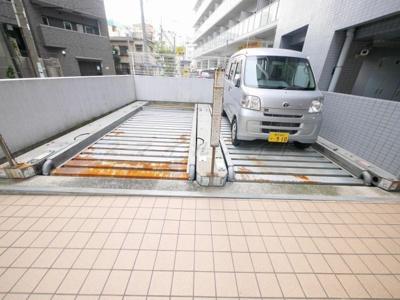 【駐車場】サングレイス横浜駅東