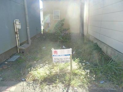 【外観】昭島市玉川町土地
