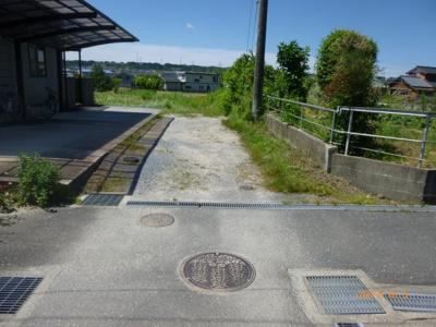 【前面道路含む現地写真】桜町土地