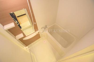 【浴室】ライフフィールド福島吉野