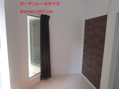 【寝室】ロイヤル針中野