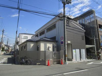 【外観】ロイヤル針中野