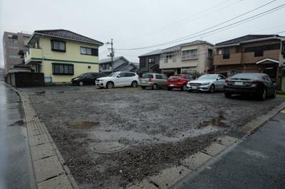 【外観】穴川パーキング