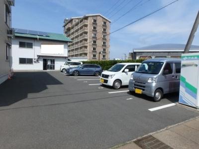 【駐車場】アイプルーク