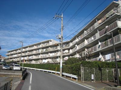 【外観】宮前平パームハウスB棟