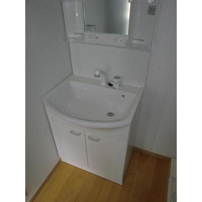 エスケイ末広の洗面台