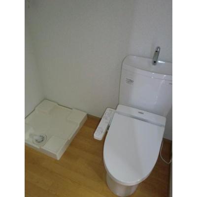 エスケイ末広のトイレ