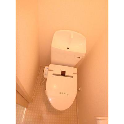 グランパークのトイレ