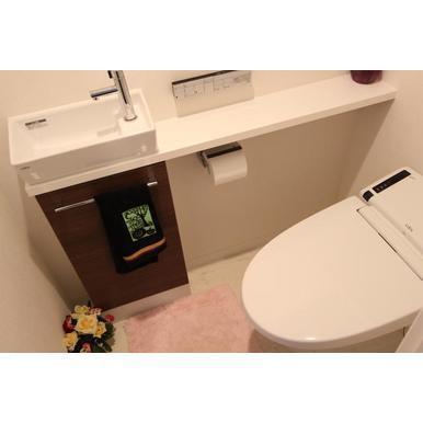 エクセレントシティ千葉グランクラスのトイレ