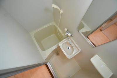 【浴室】ヴァロン・デ・ペッシュ大石