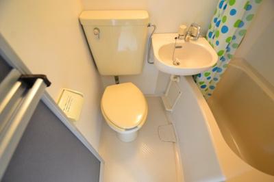 【トイレ】ルーブル西灘